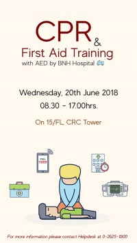First Aid Training by BNH Hospital