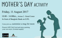 Mother's Day Activity 2017